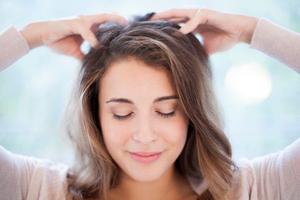 Increase Blood Circulation to Your Scalp