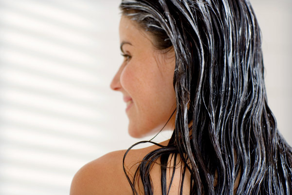 Skipping Conditioner-hair care